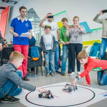 Внутренние соревнования Лиги Роботов