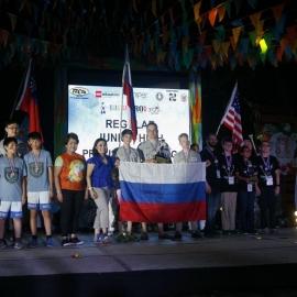 1 место на соревнованиях на Филиппинах!