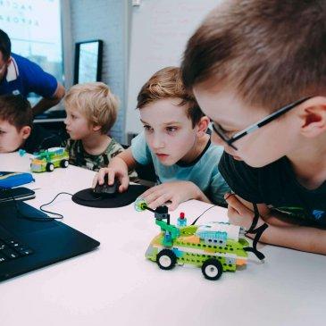 Летняя школа робототехники 2021
